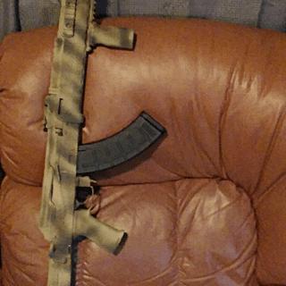 My PSAK-47 GB2 Zhukov Rifle.