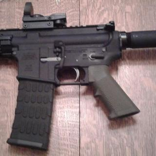 300 Blkout build with MAG Bad device!