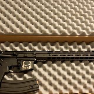 This upper is the perfect finishing touch to my build! Great quality and excellent fit!