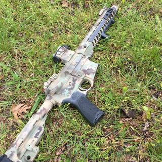 Put together with SB3 Tactical Brace and SD3G Trigger.