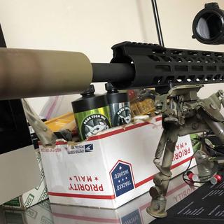 Vortex Diamondback Tactical 4-16x44 is a spectacular pairing for this budget precision build