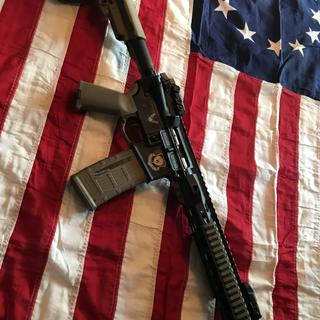 Air Force Special Operations Command tribute gun!