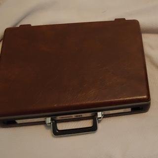 Just an unassuming old briefcase....