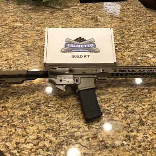7.5 inch barrel on this one 300 BLK