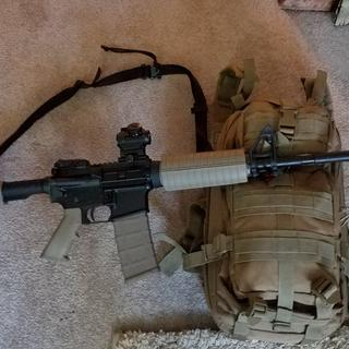 Great little rifle.