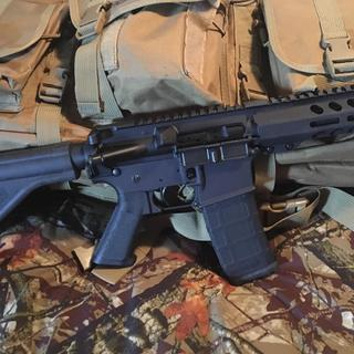 Great gun! Along with a psa lower build kit, iv got this thing running great!