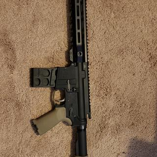 First. Build .magpul furniture.  Ept trigger.