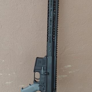 PSA AR15 Freedom Classic Lower Gray - 516445326