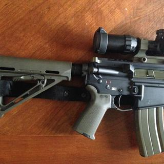 Magpul and mil-spec at great prices, I'm going to build another