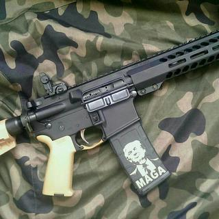 PSA 10.5 upper and PSA pistol lower