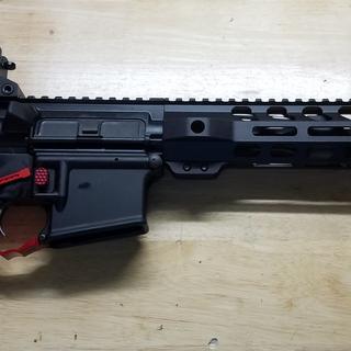 5.56 pistol build still a WIP