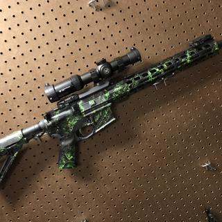 Great deal. With savings added Gunskin wrap and Vortex optic. Shoots 2 moa with my mediocre skills!