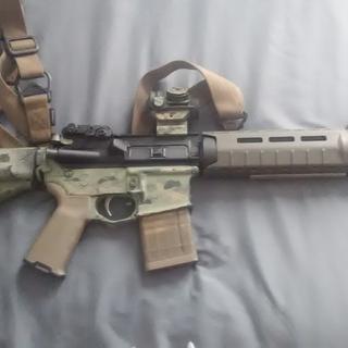 Trunk gun