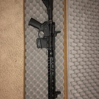 Only took the gun a week to arrive. It was my first build and took me under an hour.