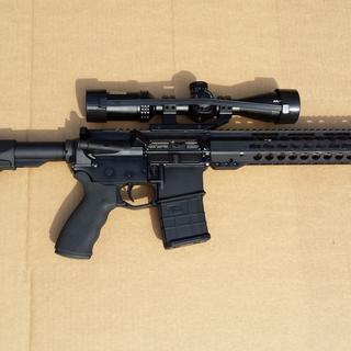 My all purpose personal gun.