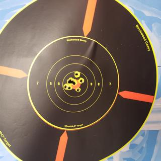 Grouping at 50 yards