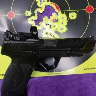 Works great on my S&W M&P M2.0 Performance Center C.O.R.E.
