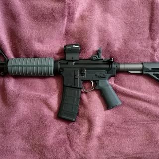 My first AR build.