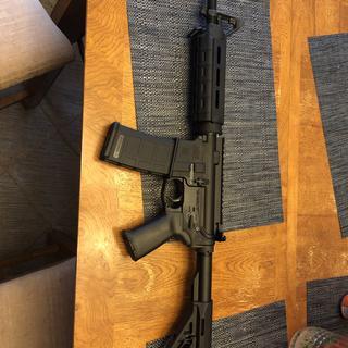PSA AR15 Complete MOE Plus Lower, Black - 7779445