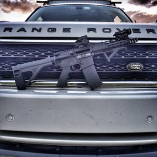 PSA-15 Pistol Lower