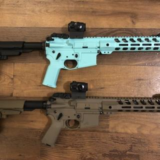His and Hers pistols ;)