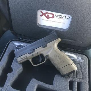 Springfield Armory XD MOD 2  40 S&W 3