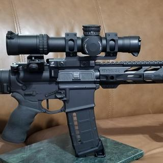 PSA AR-15 Lower is a solid  Mil-spec Lower Receiver.
