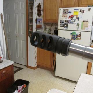 Precision Armament M4-72 Severe Duty Compensator 7.62mm/.308