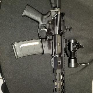 I couldn't be happier with my first AR Pistol, I shot my first 200 rounds 0 malfunction.