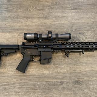 "12.5"" 6.5 grendel deer gun"