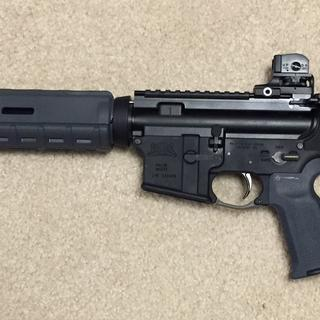 Great little mid-length carbine