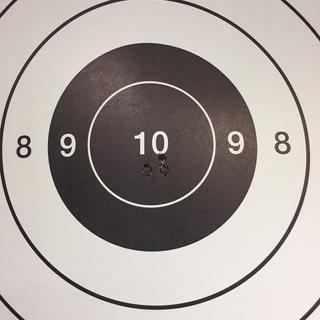First three rounds from the Mid-length upper
