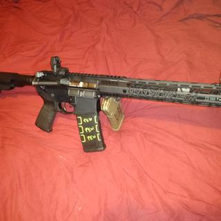 Excellent quality I'm super happy about my nickel boron BCG