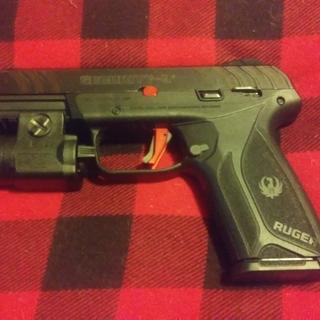 Perfect fit for my Ruger Security 9