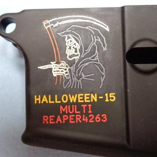 The Reaper in 6 colors