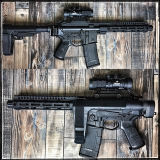 Love the PSA 300 blackout upper and PSA stealth lower! Awesome fit and very accurate!