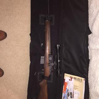 Springfield Armory Rifle M1A Standard  308win 22