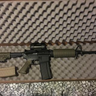 This is my rifle, there are many like it but this 1 is mine......
