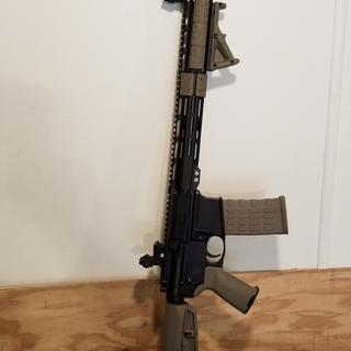 I love you'll parts bcg is awesome just wish I had money for great Optics for this one thanks again