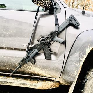 Basic Gun Dude