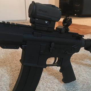This is a great lower receiver for the price! Completed my first AR-15 build.