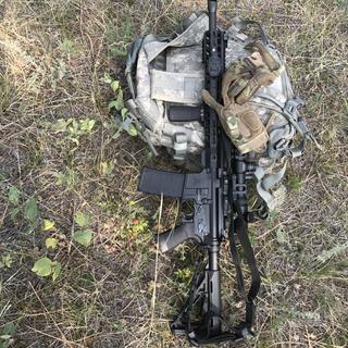 "16"" with FN (machingun barrel)"