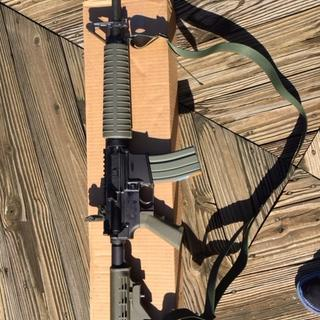 PSA provides solid quality workmanship in their mid-length carbine.