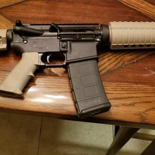 The gun is fun to shoot and work good
