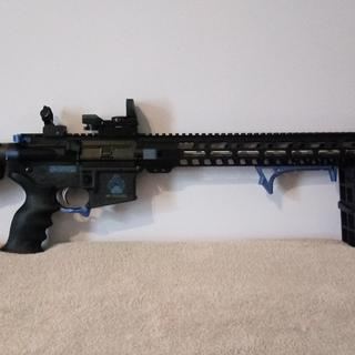 D.A. Wolfe Arms, LLC TAC3-15R, Owner's rifle