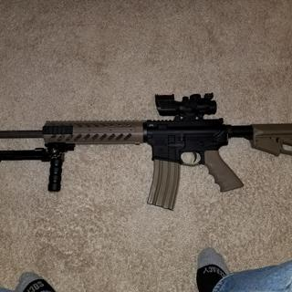 PSA lower on a 16in 5.56