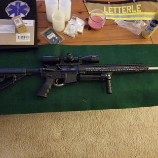 PSA lower on a 20in 5.56