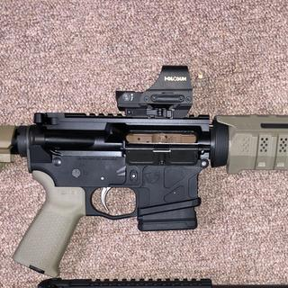 """Love it. Simple, light, & effective! Paired to the PSA 7"""" upper. SRC BCG."""