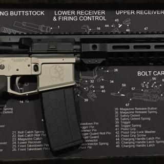 Super fast shiping, good quality parts! I love my new AR15!