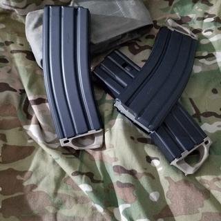 Great magazines I added MagPul ranger plates and they are good to go.